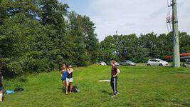 Abfahrt und Einweisung in Kissingen