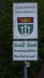 Kreuzbergwanderung