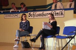 Anna und Theresa Kleinhenz